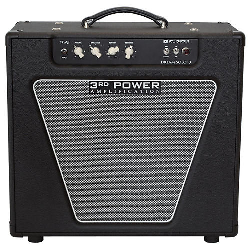 3rd Power Amps Dream Solo 3 22W 1x12 Tube Guitar Combo Amp
