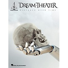 Hal Leonard Dream Theater - Distance Over Time Guitar Tab Songbook