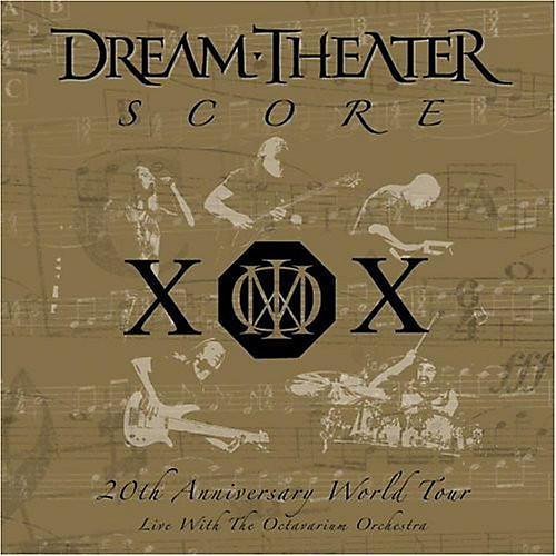 Alliance Dream Theater - Score 20th Anniversary World Tour