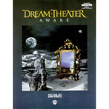 Hal Leonard Dream Theater Awake Guitar Tab Book