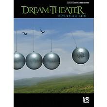Hal Leonard Dream Theater Octavarium Guitar Tab Songbook