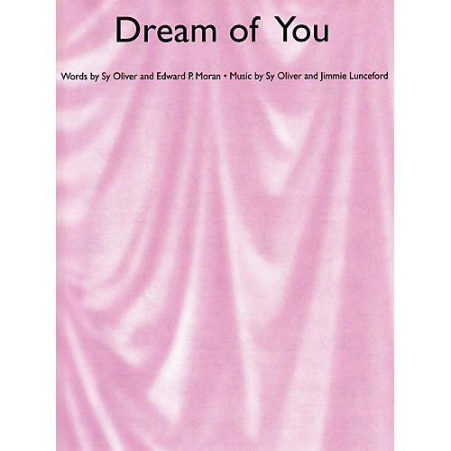 Music Sales Dream of You Music Sales America Series