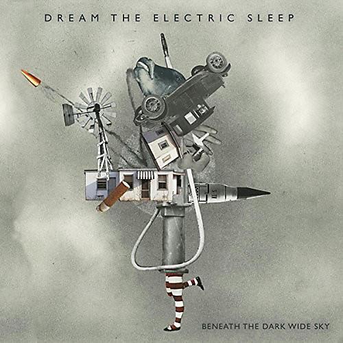 Alliance Dream the Electric Sleep - Beneath The Dark Wide Sky