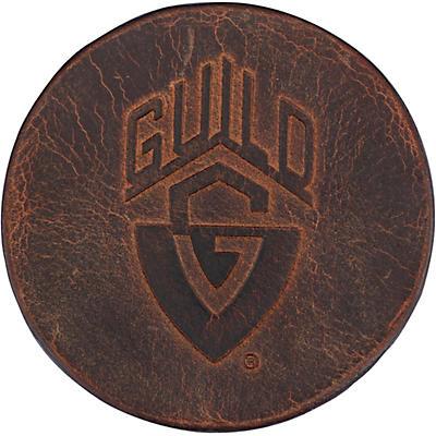Guild Drink Coaster - Brown