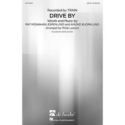 De Haske Music Drive By SATB by Train arranged by Philip Lawson