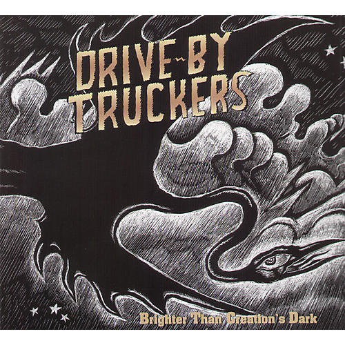 Alliance Drive-By Truckers - Brighter Than Creations Dark