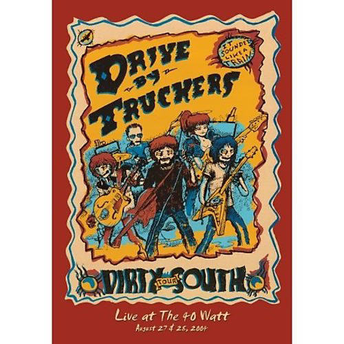 Alliance Drive-By Truckers - The Dirty South