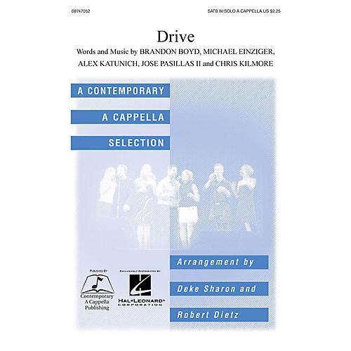 Hal Leonard Drive SATB a cappella arranged by Deke Sharon