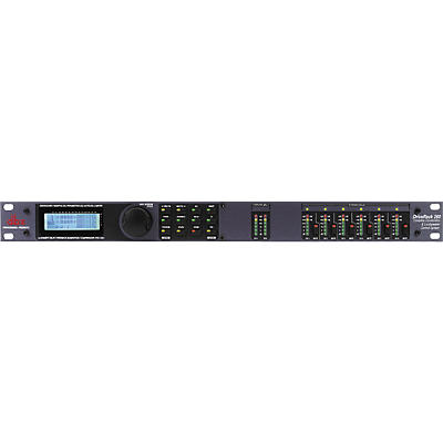 dbx DriveRack 260 Complete Equalization and Loudspeaker Control System