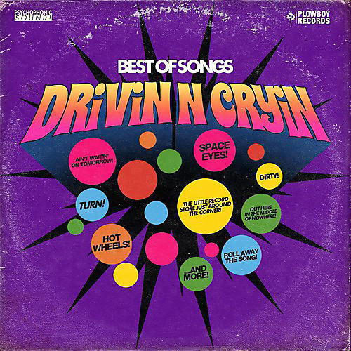 Alliance Drivin N Cryin - Best of Songs