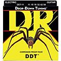 DR Strings Drop Down Tuning Extra Heavy Electric Guitar Strings (11-54) thumbnail