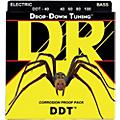 DR Strings Drop Down Tuning Lite 4-String Bass Strings (40-100) thumbnail