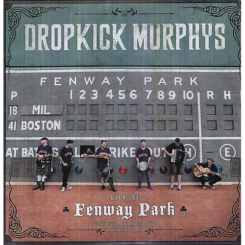 Alliance Dropkick Murphys - Live at Fenway