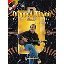 Centerstream Publishing Dropped D Tuning for Fingerstyle Guitar (Book/CD)