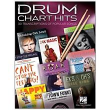 Hal Leonard Drum Chart Hits - 30 Transcriptions of Popular Songs