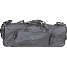Open BoxKaces Drum Hardware Bag with Wheels