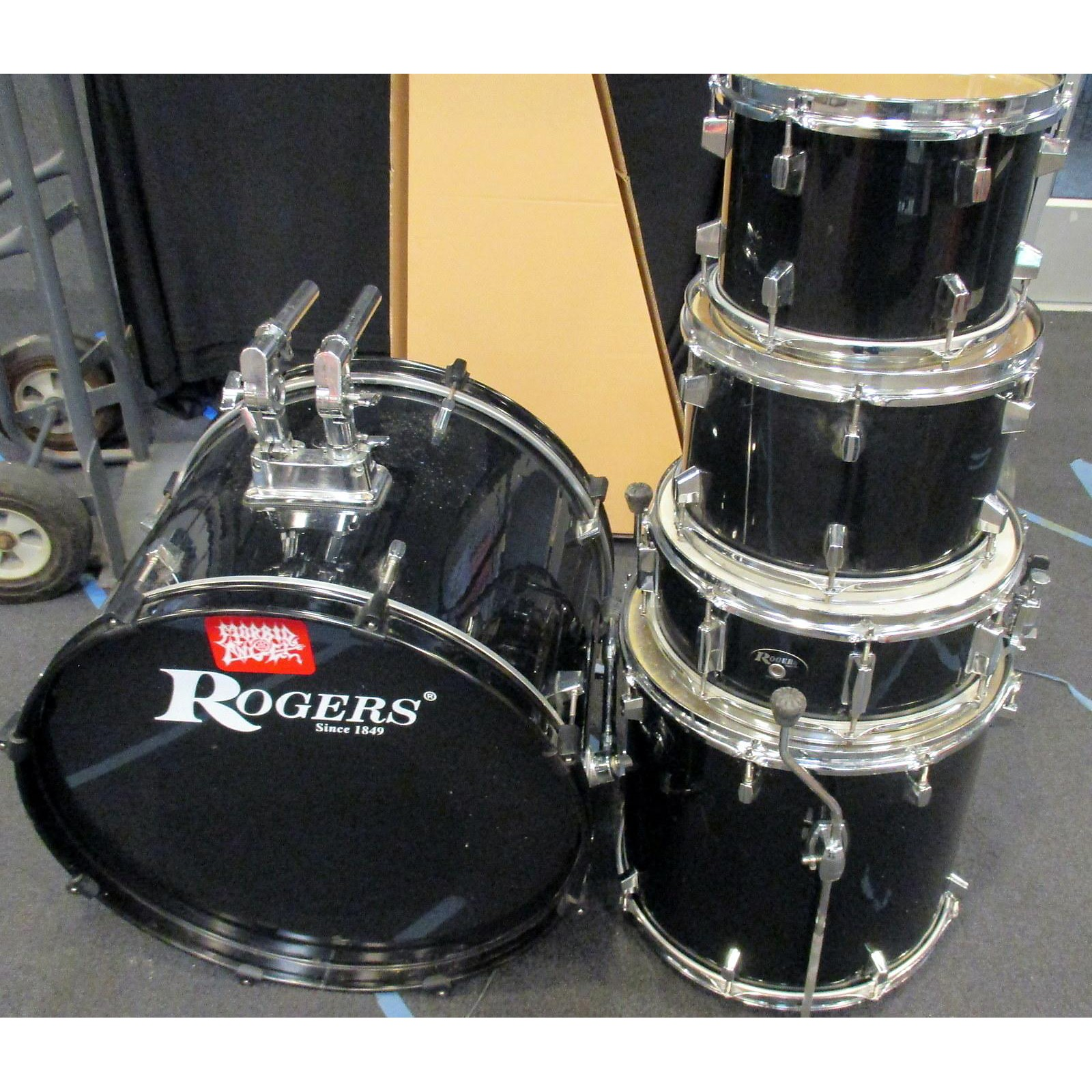 Rodgers Drum Kit Drum Kit