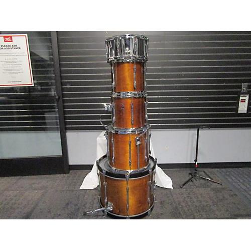 Premier Drum Kit Drum Kit Natural