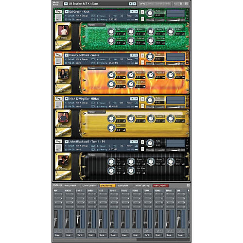 Sonic Reality Drum Masters 2: Multitrack Kicks & Grooves Platinum HD Edition