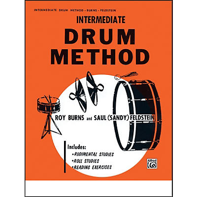 Alfred Drum Method Intermediate Intermediate
