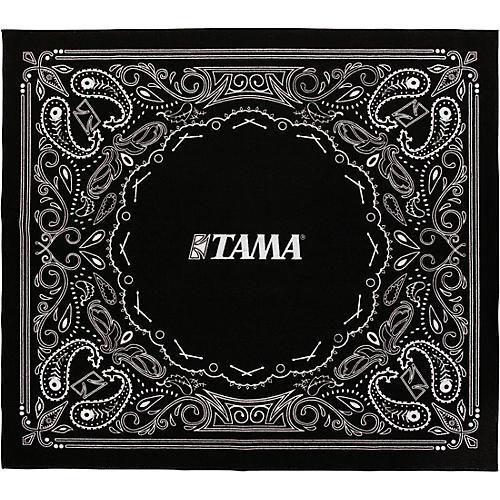 TAMA Drum Rug Paisley Pattern