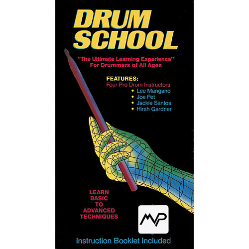 MVP Drum School Basic To Advanced Video
