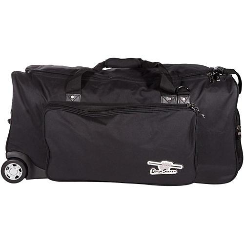 Humes & Berg Drum Seeker Tilt-N-Pull Companion Bag Black 36x14.5x12.5