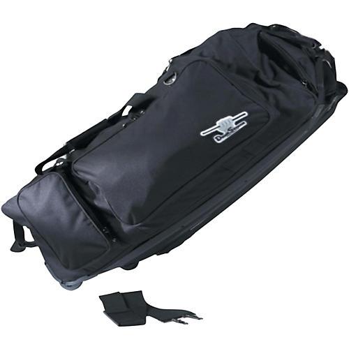 Humes & Berg Drum Seeker Tilt-N-Pull Companion Bag Black 45x14.5