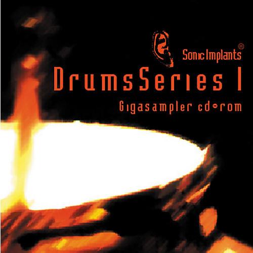 Sonic Implants Drum Series 1 Gigasampler