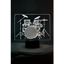 AIM Drum Set 3D LED Lamp Optical Illusion Light