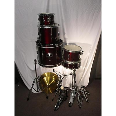 Rogue Drum Set Complete Drum Kit