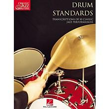 Hal Leonard Drum Standards (Classic Jazz Masters Series) Classic Jazz Masters Series Performed by Various