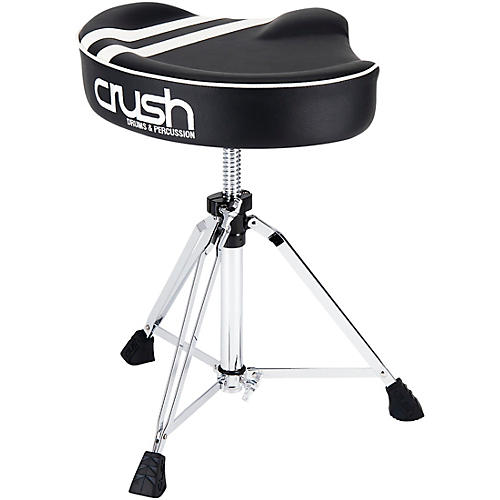 Crush Drums & Percussion Drum Throne with 3