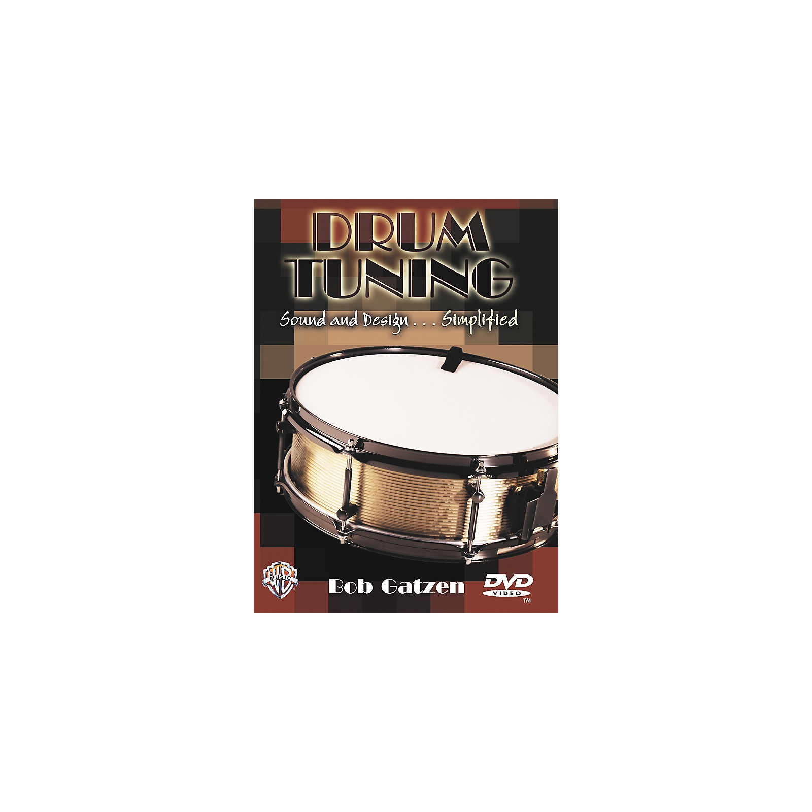Warner Bros Drum Tuning - Sound and Design..Simplified DVD