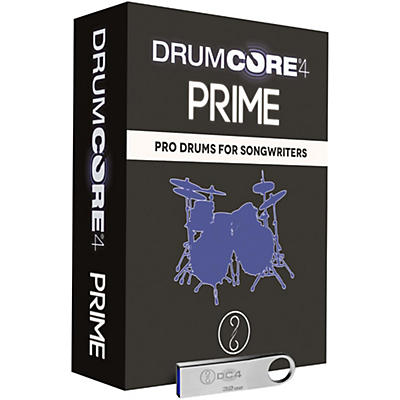 Sonoma Wire Works DrumCore 4 Prime Flash