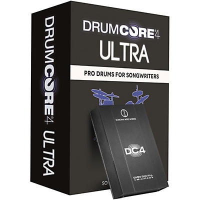 Sonoma Wire Works DrumCore 4 Ultra