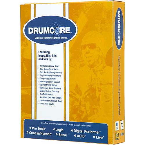 Submersible Music DrumCore Version 2