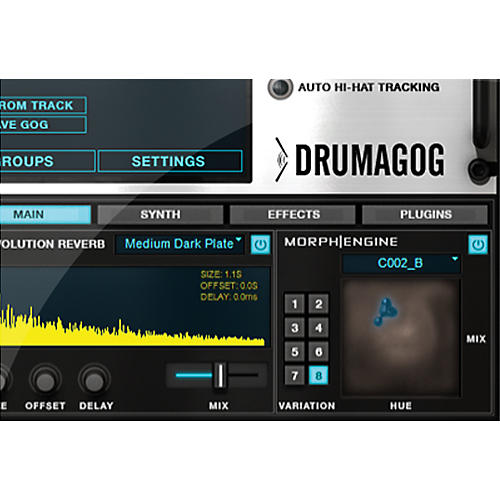 Wave Machine Labs Drumagog Pro Version 5