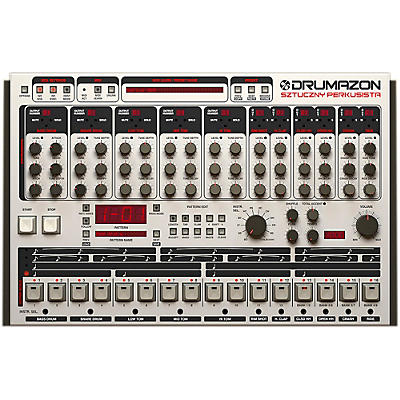 D16 Group Drumazon TR909 emulation (VST/AU)