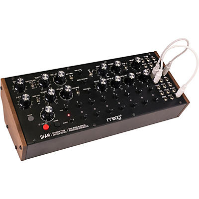 Moog Drummer From Another Mother (DFAM) Percussion Synthesizer