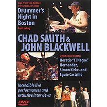 Hal Leonard Drummer's Night In Boston 2005 DVD