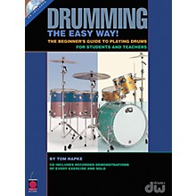 Cherry Lane Drumming the Easy Way - Beginners Guide to Playing Drums for Students and Teachers (Book/CD)