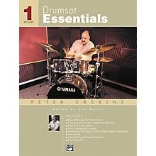 Alfred Drumset Essentials Volume 1 (Book/CD)