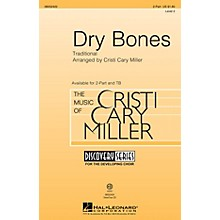 Hal Leonard Dry Bones (Discovery Level 2) TB Arranged by Cristi Cary Miller