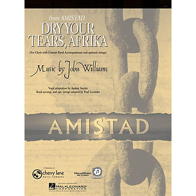Cherry Lane Dry Your Tears, Afrika (from Amistad) Pop Specials for Strings Series Arranged by Paul Lavender