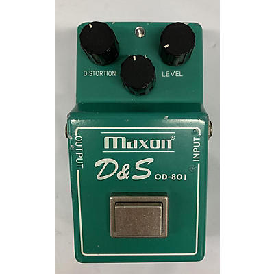 Maxon D&s OD-801 Effect Pedal