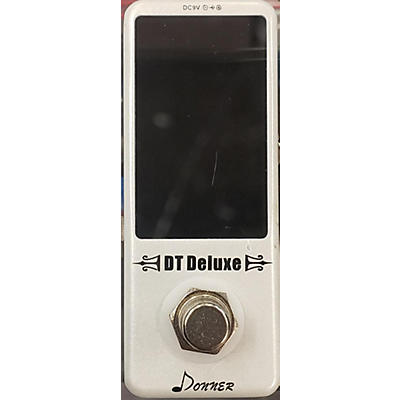 Donner Dt Deluxe Tuner Pedal