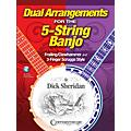 Centerstream Publishing Dual Arrangements for the 5-String Banjo Banjo Series Softcover Audio Online Written by Dick Sheridan thumbnail