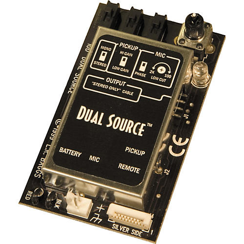 LR Baggs Dual Source System