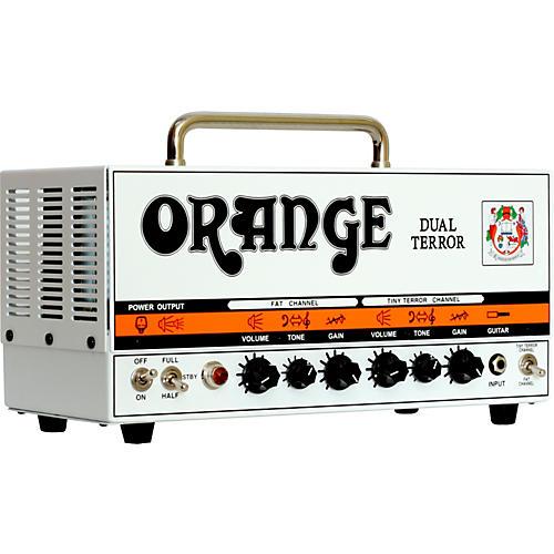 Orange Amplifiers Dual Terror DT30H 30W Tube Guitar Amp Head Condition 1 - Mint